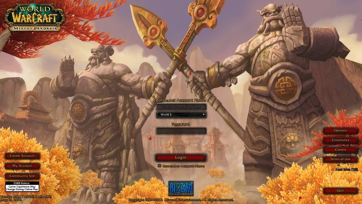 I don't know about you but I miss the mysterious yet peaceful vibe of the MoP login screen #worldofwarcraft #blizzard #Hearthstone #wow #Warcraft #BlizzardCS #gaming