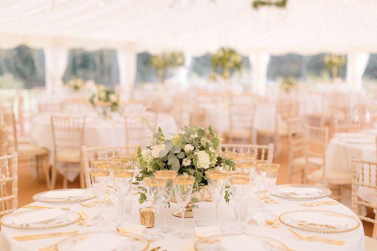 Rose Bowl Table Centre Wedding Flowers Joanna Carter Wedding Flowers Oxford Oxfordshire Buckinghamshire Berkshire London