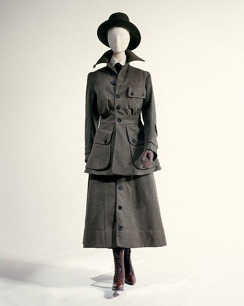 Uniform Abercrombie & Fitch, 1917 The Metropolitan Museum of...