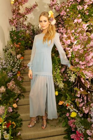 Poppy Delevingne celebrated her appointment as Jo Malone London's first ambassador by hosting a party at the brand's Georgian Townhouse in London Thursday night, where guests included Jonathan Saunders, David Gandy, Daisy Lowe, Matthew Williamson, Savannah Miller, George Lamb, Bay Garnett, Laura Bailey, Jasmine Guinness, Alice Temperley, Marissa Montgomery and Delevingne's parents, Charles and Pandora.