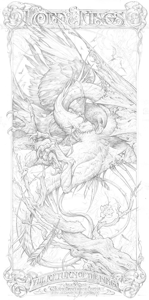 Aaron Horkey: The Lord, 2D Art, King Sketch, Poster, Illustration Inspiration, Tattoo, Art Aaron Horkey, Drawing, Lord Of The Rings