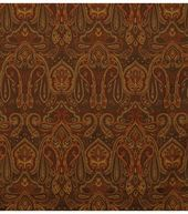 Upholstery Fabric-Jaclyn Smith Bama-Coffee