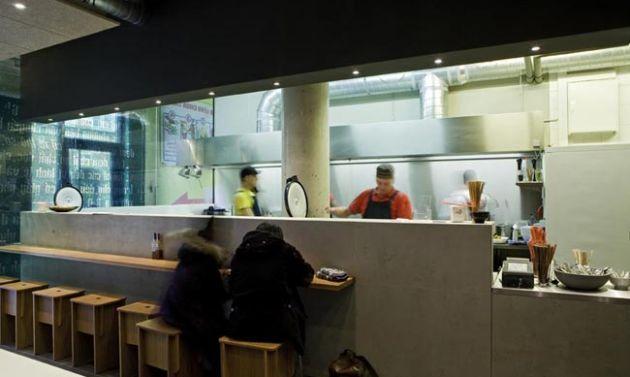 Jackie Su Restaurant Interior by RAUMINRAUM | CONTEMPORIST