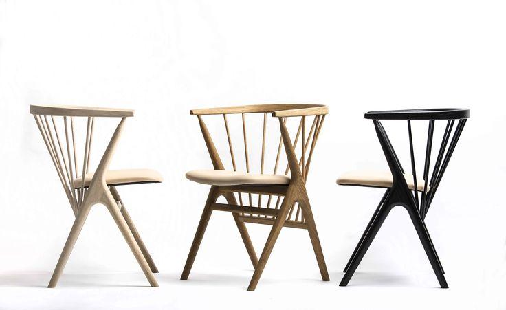 SIBAST No 8 er den første stol, som relanceres af Sibast familien. Den er produceret ud fra det originale design fra 1953 af Helge Sibast