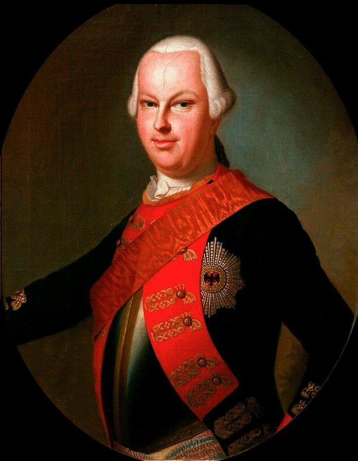 Luis IX Herzog von Hesse-Darmstadt / Luis IX Duke of Hesse-Darmstadt / Luis IX el Duque de Hesse-Darmstadt