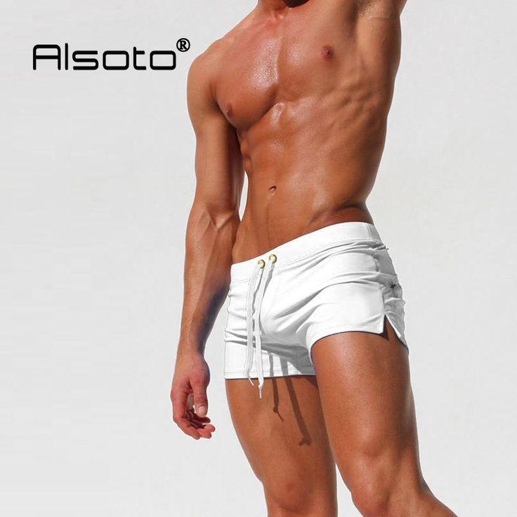 New Swimwear Men Hot Swimsuit for man gay mens swimwear Briefs Sunga Swim Suits sungas de praia homens Beach Shorts mayo