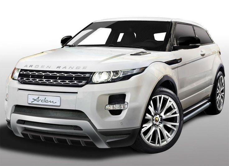 News Design Startech Range Rover Evoque 2015 White Edition