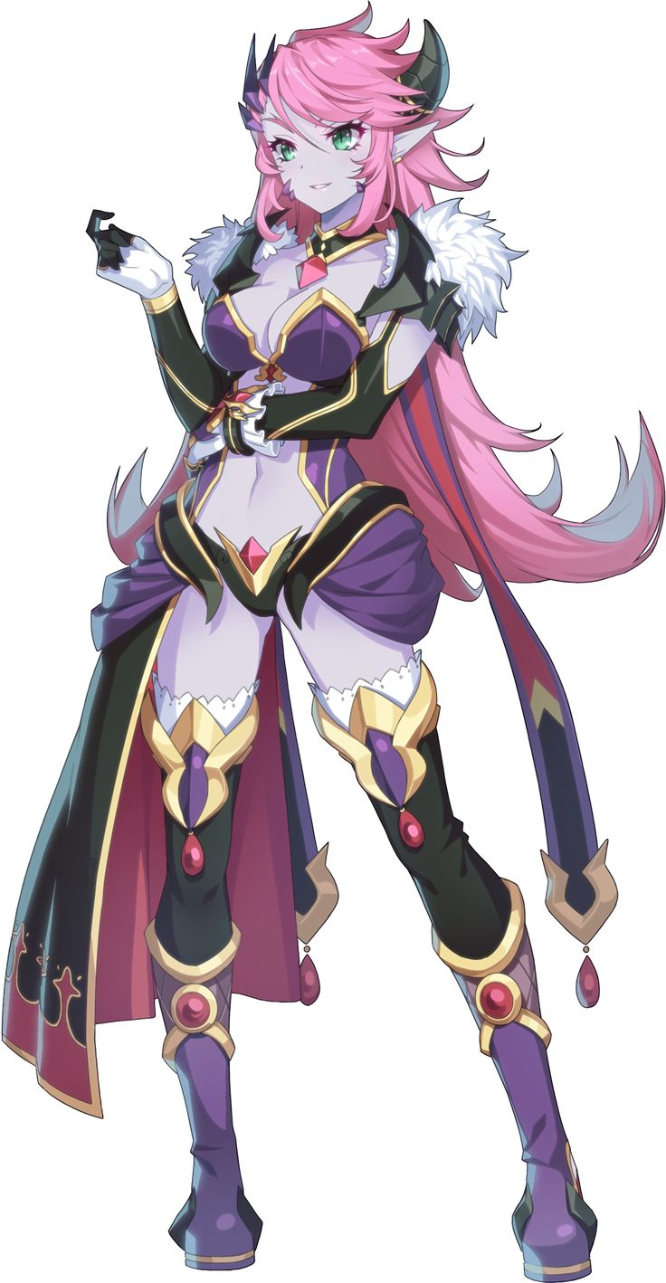 Ley from GrandChase