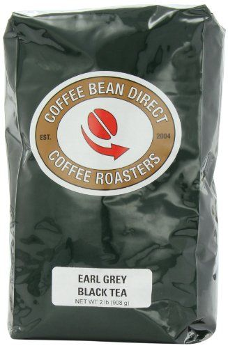 Coffee Bean Direct Earl Grey  Leaf Tea, 2 Pound Bag - http://teacoffeestore.com/coffee-bean-direct-earl-grey-leaf-tea-2-pound-bag/