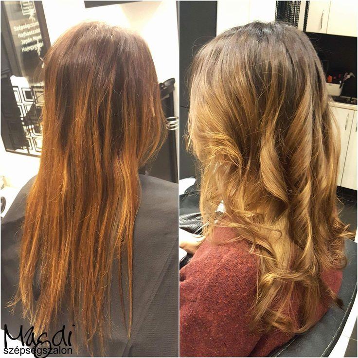 Balayage, amit a lányok nagyon szeretnek, hisz gyönyörű hajszínek születnek :)  #hairstyle #hair #hairfasion #haj #festetthaj #coloredhair #széphaj #szépségszalon #beautysalon #fodrász #hairdresser #ilovemyhair #ilovemyjob❤️ #balayageombre #balayage #hairporn #haircare #hairclip #hairstyle #hairbrained #haircut #hairsalon #hairpro #hairup #hairdye #hairstylist #haircuts #hairoftheday #hairgoals #hairideas #haircolor #hairstyles