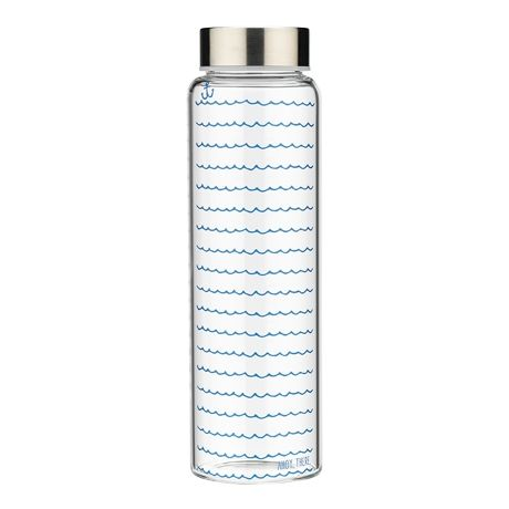 Splash Water Bottle 1 Litre   Freedom Furniture and Homewares