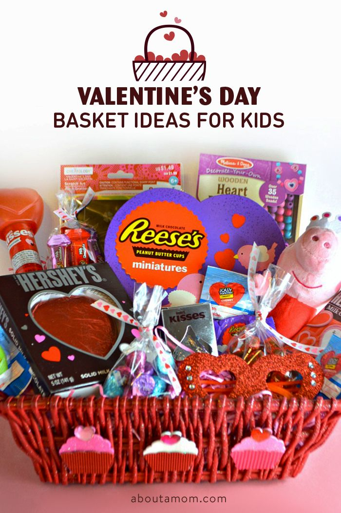 Everyone is familiar with the Easter Basket, but what about a Valentine's Day Basket? I love putting together baskets for all holidays, but Valentine's Day might just be my favorite time to make holiday gift baskets.