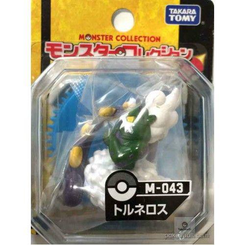 "Pokemon 2011 Tornadus Tomy 2"" Monster Collection Plastic Figure M-043"