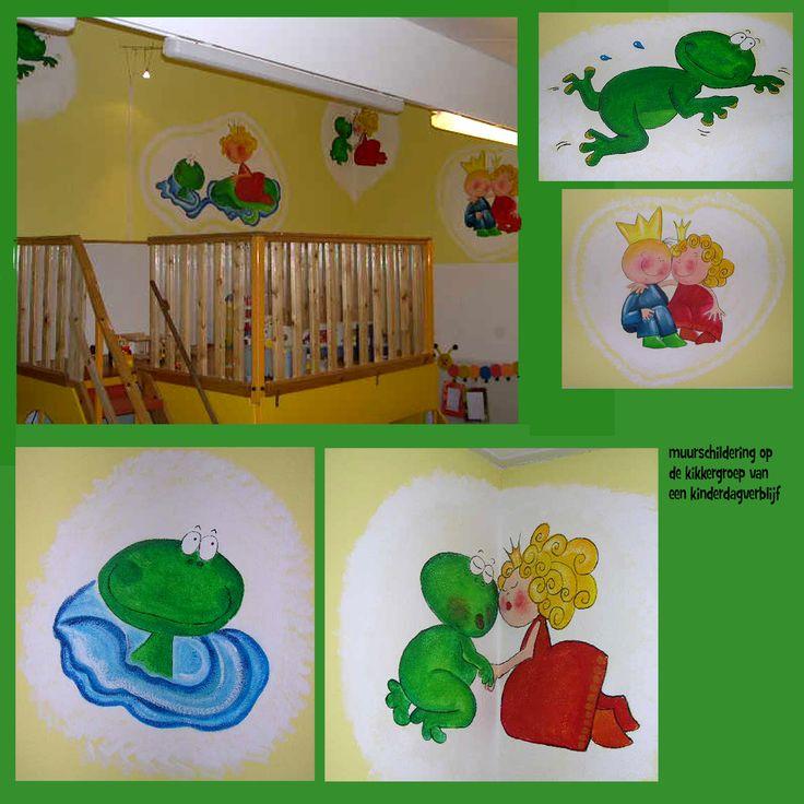 25 beste idee n over prinses kinderdagverblijf op pinterest babymeisjeskamers prinses - Nacht kamer decoratie ...