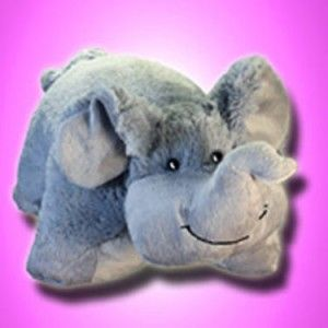 An elephant pillow pet? holy shit yes!!