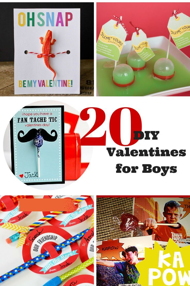 65 best images about Valentines Day – Boy Valentines Cards