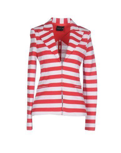 ATOS LOMBARDINI Women's Blazer Red 10 US