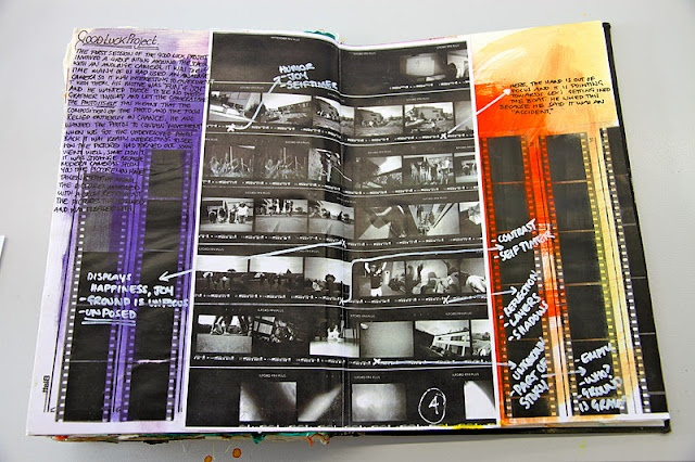 Photography sketchbook