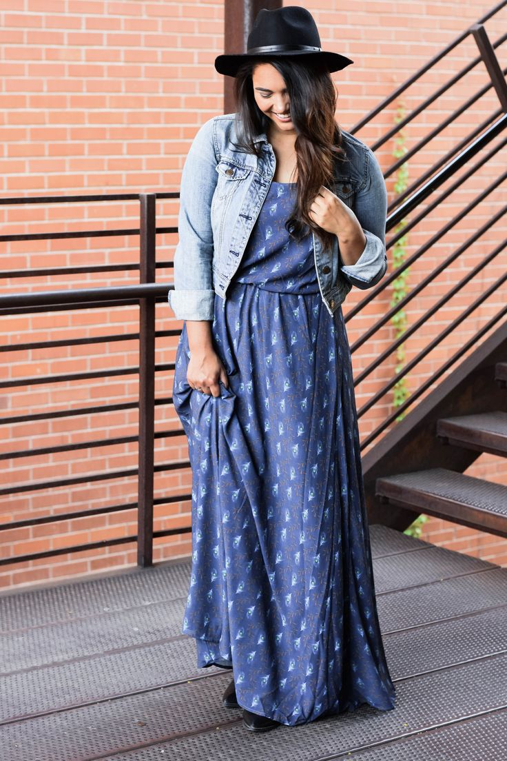 How to Style Your Summer Maxi Dress This Fall - The Wandering Brunette
