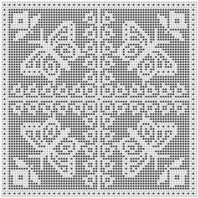"""Free Filet Crochet Graph Patterns 