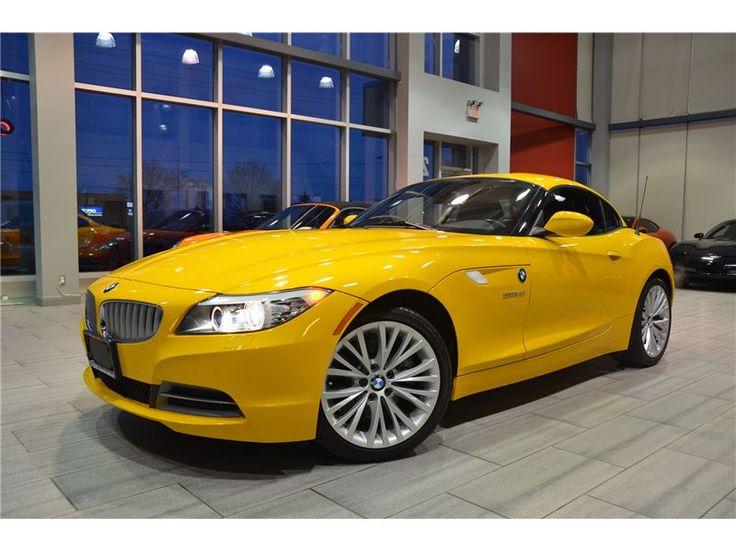 2011 #BMW #Z4 for sale at CRS Automotive #Oakville