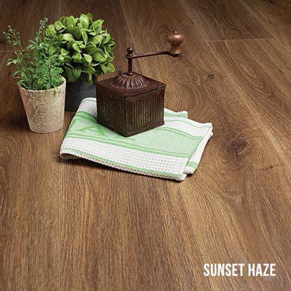 Heartridge Laminate Smoked Oak | Sunset Haze