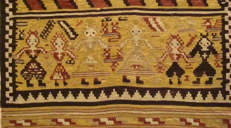 Il significato nascosto e la misteriosa simbologia dei tappeti sardi