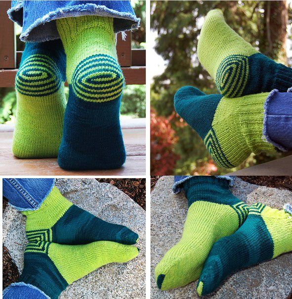 (двойная спираль на пятке, игра слов heel - пятка и helix - спираль)  Дизайнер Джени Стэйман  В основе модели 2 основные техники:  1.