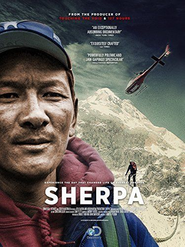 SHERPA chronicles how the Sherpa community united to reclaim Mount Everest following the 2014 avalanche that killed 16 of their members. The Sherpas are forced to consider the future of Everest climbing and whether anything justifies the danger they face.