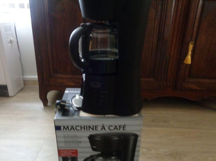 Machine à café Bifinett KH-1098 servi 1X