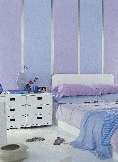 Les 25 meilleures id es concernant murs aux teintes - Peindre les murs d une chambre ...