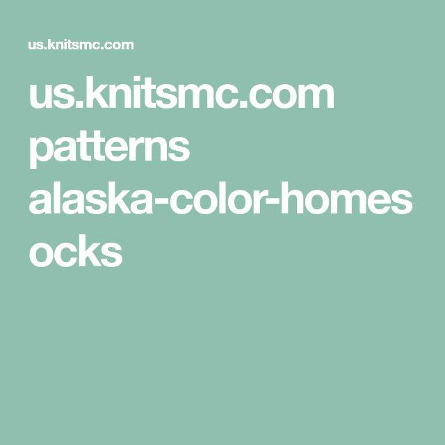 us.knitsmc.com patterns alaska-color-homesocks