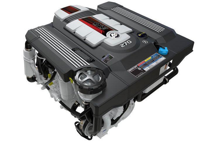 Un Nouveau V6 Diesel Mercury Plus De Couple Moins De Vibration Materiel De Securite Moteur Hors Bord Bateaux