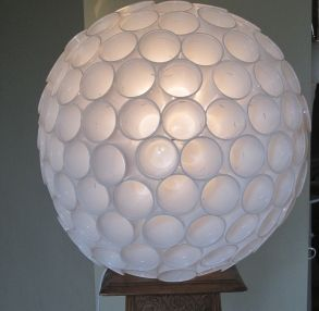 Lampe Gobelets - Meubles et objets - Pure Sweet Home