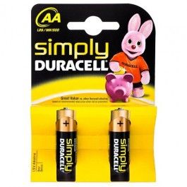 Because you never know when you might need some spare batteries... Duracell alkaline batteries are suitable for a wide range of high drain electronic devices to include audio players, digital cameras, toys, torches, CD and MP3 players etc.