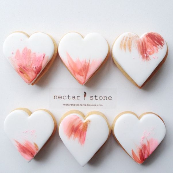 Love myself some Nectar and Stone. Cute idea as gifts for guests <3                                                                                                                                                                                 More