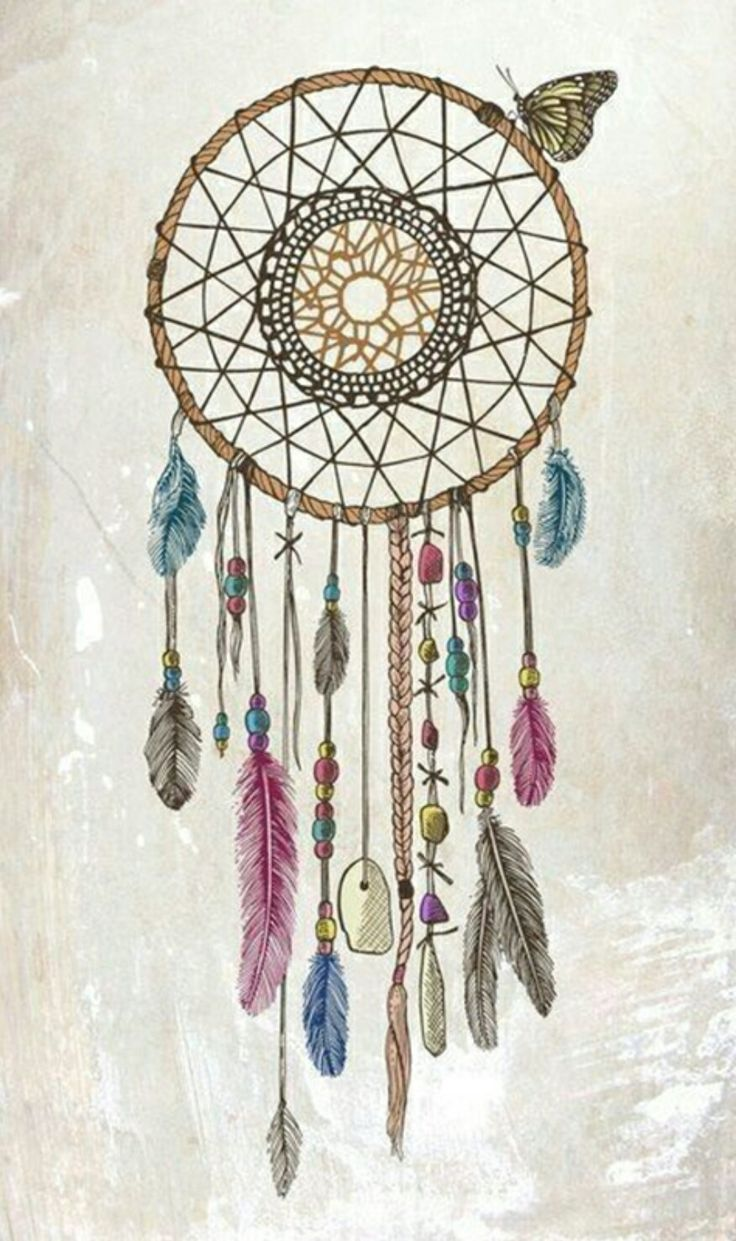 Tumblr iphone wallpaper dreamcatcher - 14 Best Attrape R Ve Images On Pinterest Dreamcatchers Drawings And Mandalas