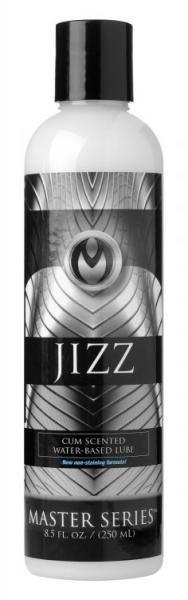 Master Series Jizz Lube 8.5 oz on SexToys4u