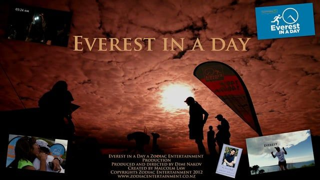 EVEREST IN A DAY - Short Documentary - https://vimeo.com/42066966  He did it Again.     Do you need to be mad to run up & down a very big hill 148 times in just 24 hours? No, you just need to be passionate about a cause - in this case Mental Health. This inspirational film follows the ups & downs of Mal Law as he knocks off a personal Everest.    Everest in a Day was conceived as a training run for Mal's even bigger challenge - CoastPathRun - a 1,014 km running odyssey along the length of…