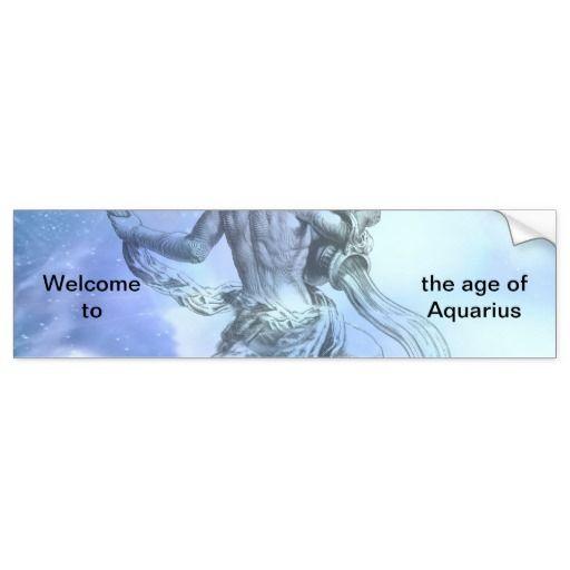 Age of Aquarius - welcome to the age of Aquarius