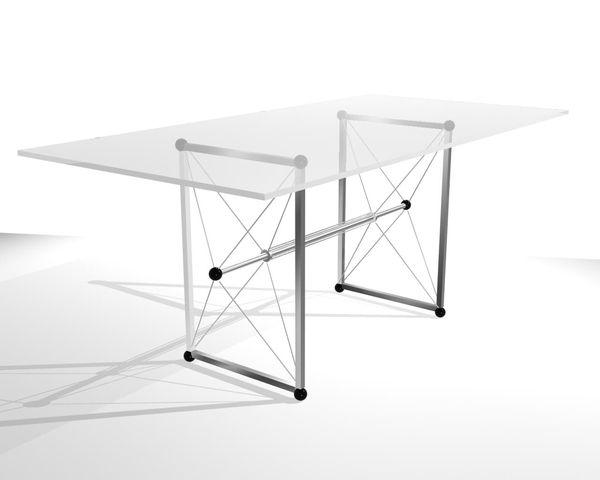 tensegrity furniture. tensegrity table furniture