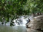 Huy Par Lao Waterfall, Kaeng Krachan National Park