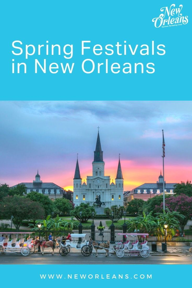 get ready for your trip to new orleans with these upcoming festivals rh pinterest com