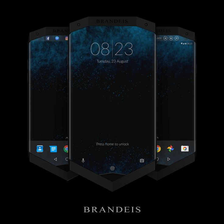 Meet PROMETHEUS, the world's most extraordinary smartphone. Pre-order now at brandeis.co