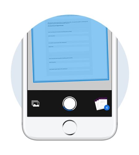 Adobe Scan App, Scan Documents To Pdf