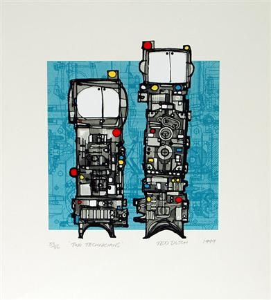 Two Technicians