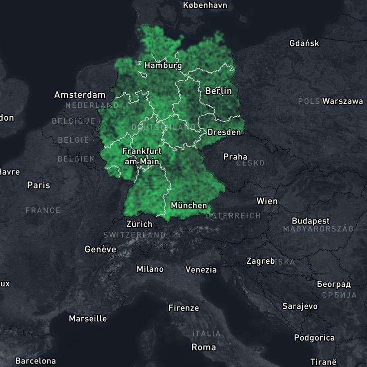 Viele Städte behaupten von sich, besonders viele Grünflächen zu bieten. Die Berliner Morgenpost hat Satellitenbilder ausgewertet und zeigt erstmals, wie grün Deutschland wirklich ist.