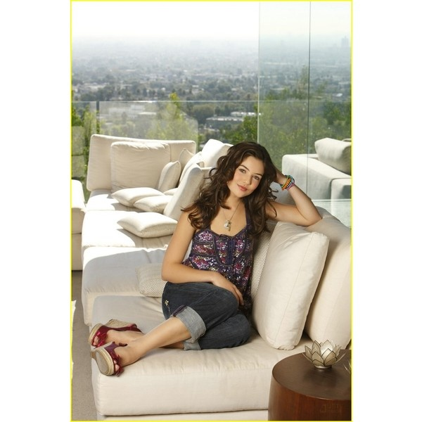 Danielle Campbell ❤ liked on Polyvore