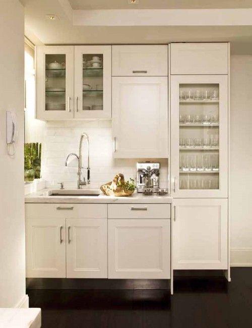 kisFlanc Lakberendezés Dekoráció DIY Receptek Kert Háztartás Ünnepek: 25 aprócska konyha
