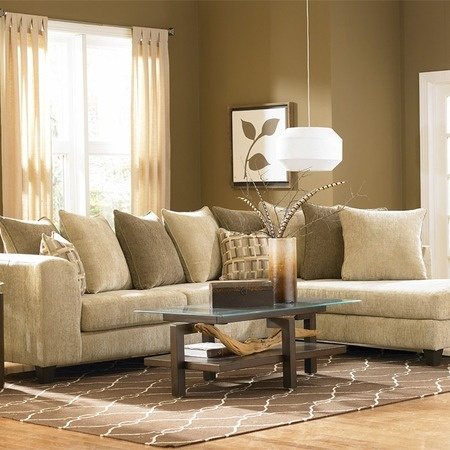 23 best images about sectionals for chrissie on pinterest for Sectional sofa joss and main